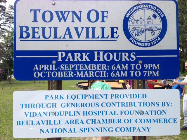 Beulaville Park