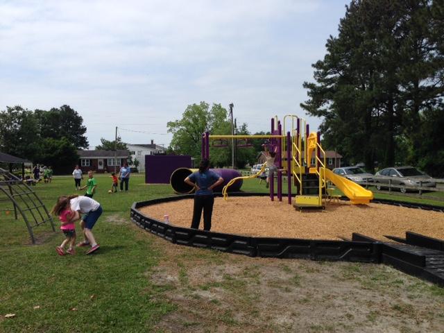 Beulaville Playground